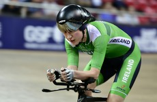 Brilliant bronze for Ireland's Anna Turvey at European Track Championships