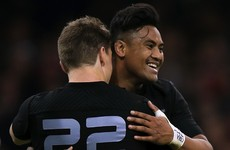 All Blacks score 6 tries to set new Test record against Australia