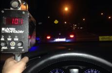 341 drivers caught speeding in 24-hour garda crackdown