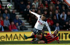 Tottenham miss the chance to go top of the table at Bournemouth