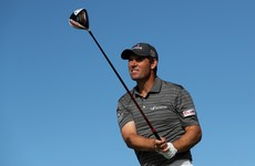 Harrington in the mix for his first European Tour win since 2008