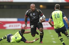 Leinster feel the full force of Nadolo in Montpellier defeat