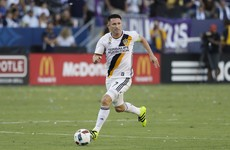 Robbie Keane's time as LA Galaxy designated player set to end - reports