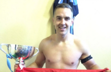 Former Munster flanker dedicates Meath county title win to Axel