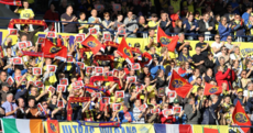 Teams from all over Europe have been paying tribute to Anthony Foley this weekend