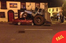 The most Mayo parking job of all time was the talk of Kilkelly last night