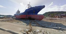 In pictures: Google's before and after images of Japan's earthquake and tsunami