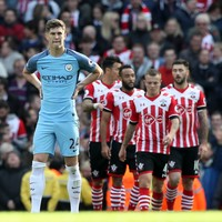 Man City back on top but winless run continues after Stones error