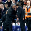 'It's humiliating': Sky Italia picked up what Mourinho said to Conte at full time