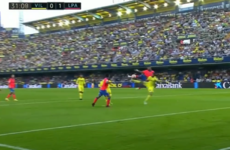 Kevin-Prince Boateng scissor-kick finishes off filthy team goal in La Liga