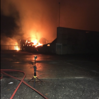 'It's completely gutted': Shock as Tipperary factory destroyed in blaze