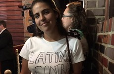 These sisters attended a Trump rally and brilliantly trolled everyone with their t-shirts