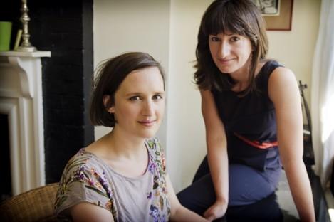 Lisa Coen and Sarah Davis-Goff