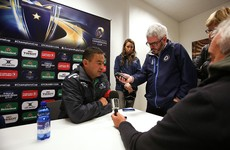 Pat Lam: We're top of the table but there's a long way to go