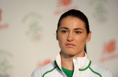 Katie Taylor denies reports she's back training in father's gym