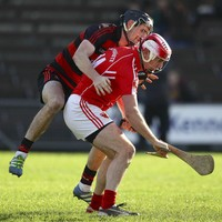 Former Waterford star Kelly in shemozzle with Barry Coughlan during club final