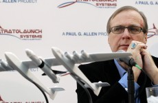 Microsoft co-founder announces plans for commercial space travel
