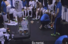 Real Madrid release unseen footage of Ronaldo's Champions League final team-talk