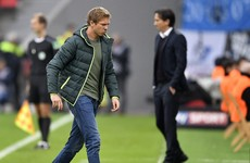 Bayer Leverkusen manager banned after calling opposition coach a 'nutter'