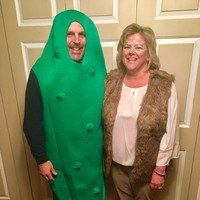 Everyone is loving this Mam and Dad's surprisingly dirty Halloween costume