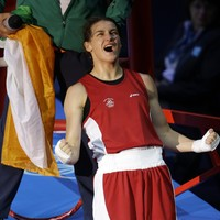 Eddie Hearn tight-lipped following reports that he's signed Katie Taylor to pro deal
