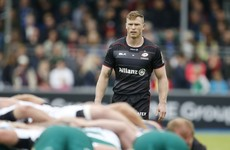 Chris Ashton set to join Toulon