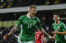 James McClean hits out at Derry City manager's 'silly and stupid comments'