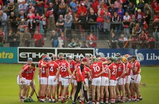 5 players cut from Cork hurling squad as several youngsters added before 2017 campaign