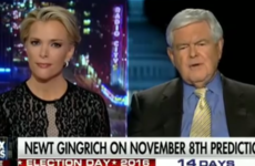 "On live TV, Newt Gingrich accuses Megyn Kelly of having a ""fascination with sex"""