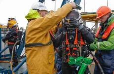 WATCH: How highly-skilled divers and new technology restored electricity to the Aran Islands