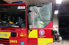 Firefighters attacked as they attempted to put out a fire in west Dublin