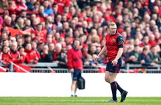 Keith Earls out of Chicago Test after receiving 2-week ban for tip tackle