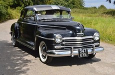 Dream Car of the Week: Vintage 1947 Plymouth De Luxe Club Coupe