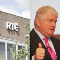 Communications Minister admits he hasn't read report which criticises media ownership in Ireland