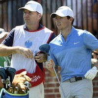 'A tsunami just hit my bank account!' McIlroy's text from caddie after $11.5m prize win