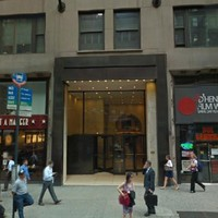 Woman killed in freak lift accident in New York
