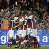 West Ham dump Chelsea out as tensions flare at London Stadium