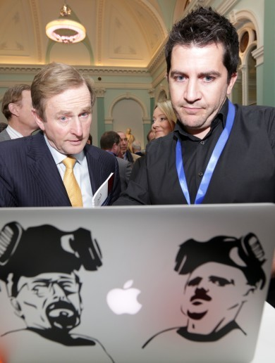 Enda Kenny thinks we need a 'national conversation about pornography'