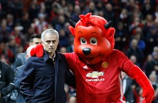 Jose Mourinho charged over comments made about referee Anthony Taylor