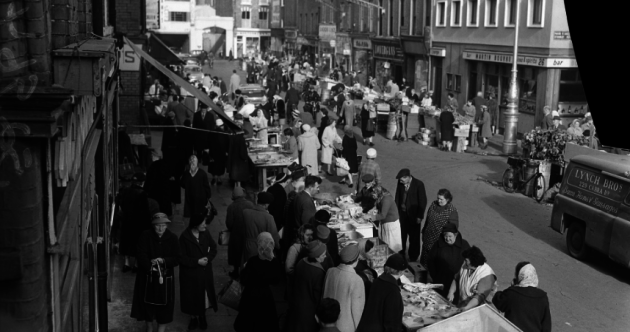 You can now take a walk around Dublin and see how the streets looked 100 years ago