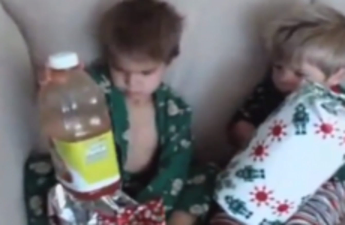 WATCH: American kids react to terrible Christmas presents