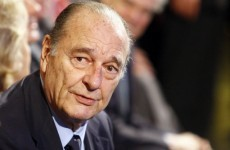 Former French president Jacques Chirac convicted in corruption trial