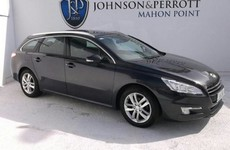 DoneDeal of the Week: This 2014 Peugeot 508 SW is mighty roomy