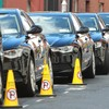 A Galway judge is handing out driving bans to motorists who don't turn up to court for parking offences