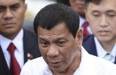 "Philippines president who called Pope a ""son of a b****"" has promised God he won't curse again"