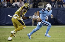 Titans make AFC South bid with easy win over the Jags