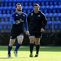 'He's gassing past us in training!' Healy backs fired-up Mike Ross to see more Ireland action