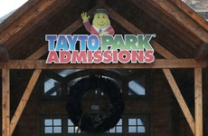 Tayto Park's House of Horrors has been given the green light to re-open tonight