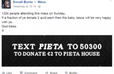 That viral mass Facebook event has sparked a rise in donations to Pieta House