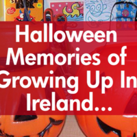 Memories of growing up Irish... at Halloween